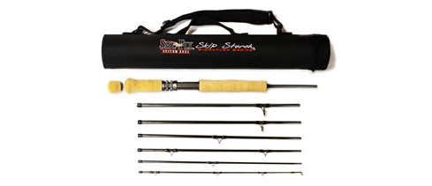 Shu-Fly Ultra-Travel Fly Rod Series 9 Ft 7 Piece 8 Wt.
