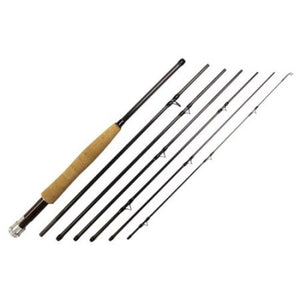 Shu-Fly Ultra-Travel Fly Rod Series 9 Ft 7 Piece 5 Wt.