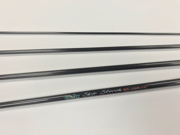 Shu-Fly 10 ft 4 Piece 10 Wt. Blank Switch Fly Rod