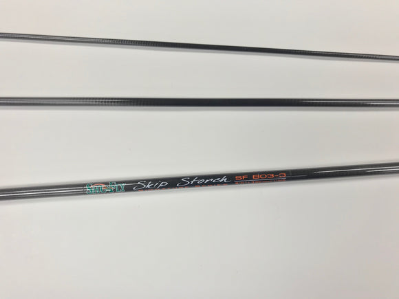 Shu-Fly 8 Ft 3 Piece 3 wt. Blank Trout Fly Rod
