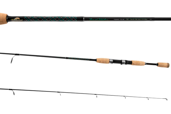 Tsunami Backwater Spinning Rod