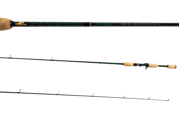Tsunami Backwater Casting Rod