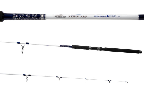 Tsunami White Hot Tuff Tip Spinning Rod