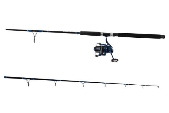 Tsunami Shockwave Pro Spinning Combo