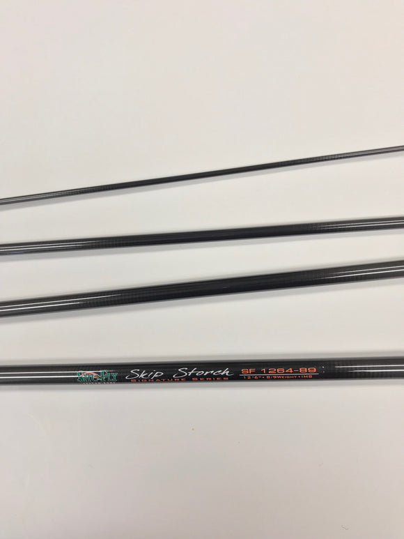 Shu-Fly 12 ft 6 In 4 Piece 8/9 Wt. Blank Spey Fly Rod