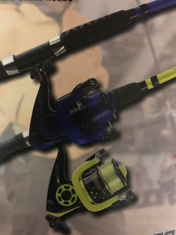 Tsunami  Spear Xtreme Spinning Combo