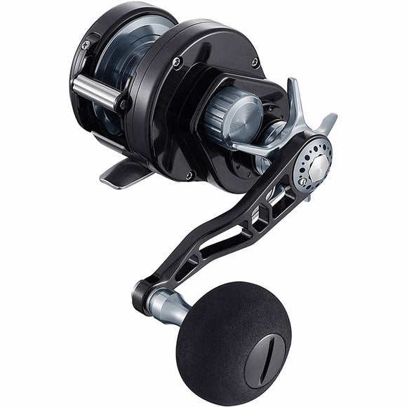 Maxel Hybrid Star Drag Reel Black