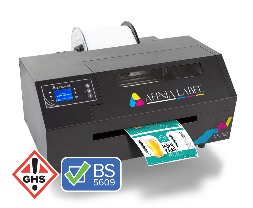 Afinia Label L502 - label printer PIGMENT ink