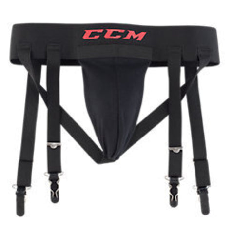 Junior Medium CCM 3-in-1 Jock