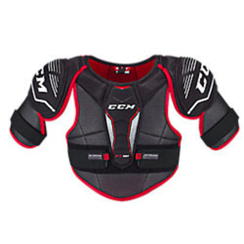 Junior Small CCM FT350 Shoulder Pads