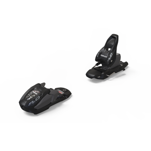 Marker 7.0 Ski Binding Black/Anthracite 70mm