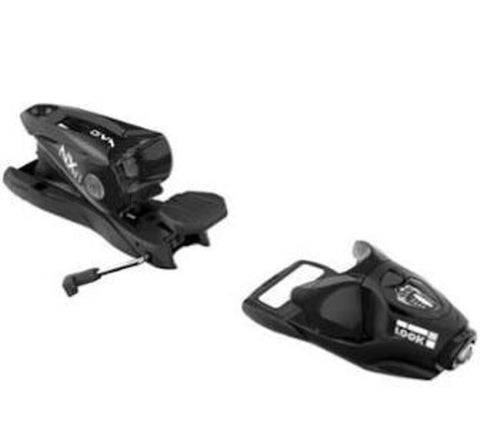 Look NX 11 Ski Binding Black 100mm