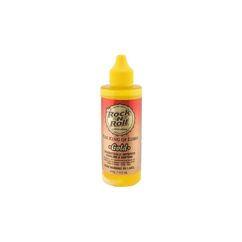 Rock N Roll Gold Lube - 4oz