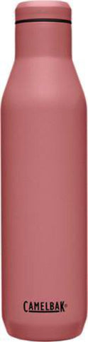 Camelbak Wine Bottle - Terracotta Rose