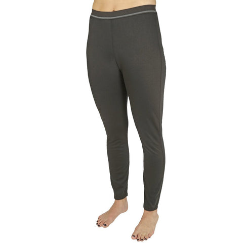 Hot Chillys Bi-Ply Bottom - Black - Women's Medium