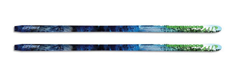 190cm Whitewoods Explorer XC Ski *Includes NNN binding*