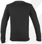 Junior's Thermal Top Black - Medium