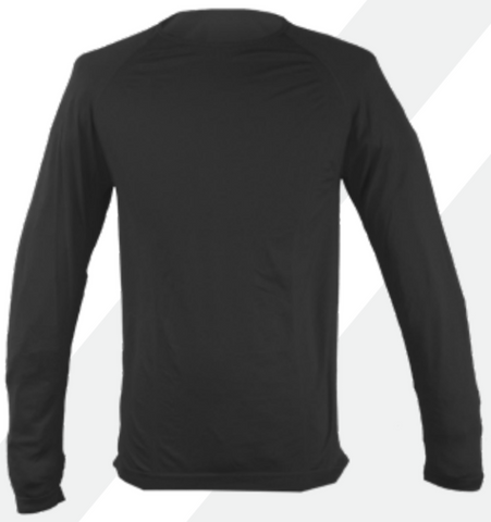 Junior's Thermal Top Black - XL