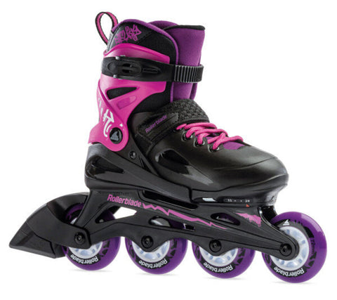12J-2 Rollerblade Fury G Adjustable Inline Skates