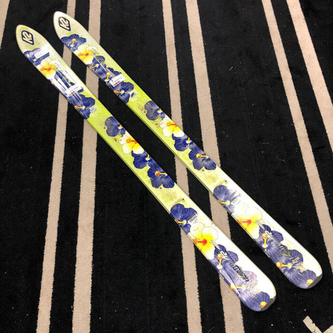 153 K2 Phat Luv Skis No Binding