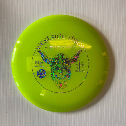 164 WESTSIDE DISCS UNDERWORLD VIP CONTROL DRIVER LIME