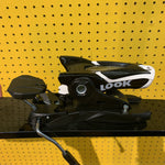 Look SPX 10 Ski Binding Black 100mm