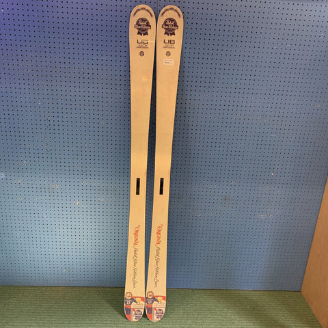 187cm Libtech Superman PBR Skis