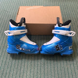 15/16 Salomon Blue Junior Ski Boots