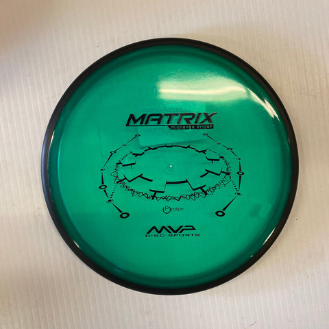177 MVP MATRIX PROTON MIDRANGE GREEN