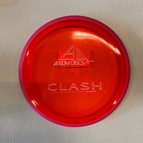 170 MVP CLASH PROTON FAIRWAY DRIVER PINK/RED