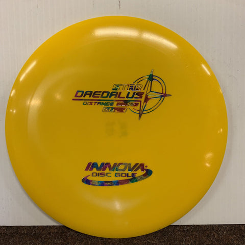 158 INNOVA STAR DAEDALUS DISTANCE DRIVER - YELLOW