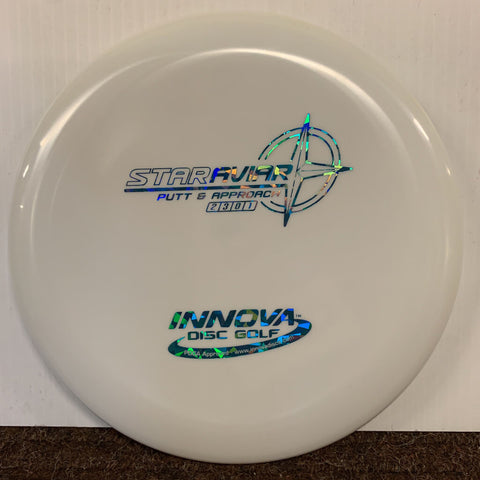 167 INNOVA STAR AVIAR PUTTER - WHITE