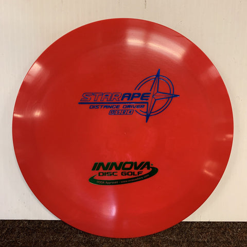 171 INNOVA STAR APE DISTANCE DRIVER - RED
