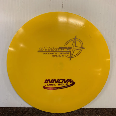 167 INNOVA STAR APE DISTANCE DRIVER - YELLOW