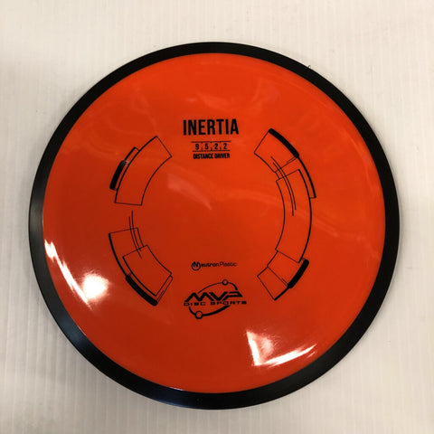 174 MVP Neutron Inertia Distance Driver - Orange