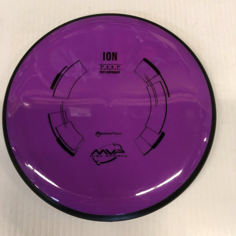 162 MVP Neutron Ion Putt/Approach - Purple