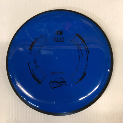 169 MVP Neutron Ion Putt/Approach - Blue