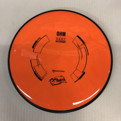 175 MVP Neutron Ohm Putt/Approach - Infrared