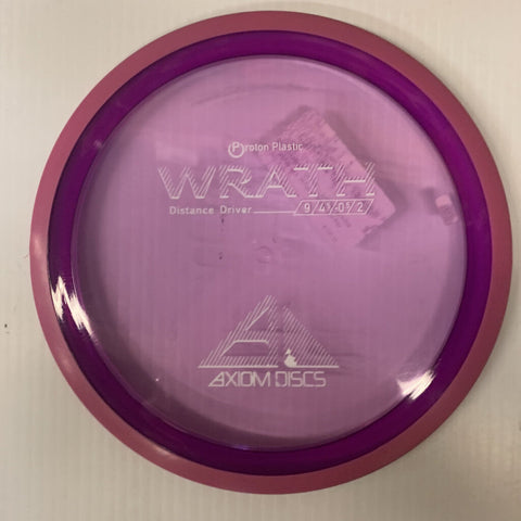 167 MVP Proton Wrath Distance Driver - Purple