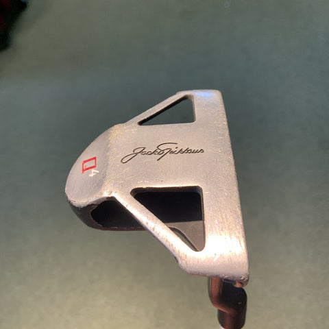 Jack Nicklaus Junior Q4 Putter - Right Hand