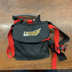 Lucky Bums Backpack Harness Black/Red