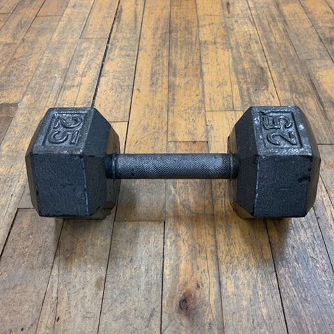 25lb Dumbbell (single)