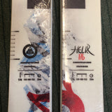 176cm Liberty Coors Light Skis - New