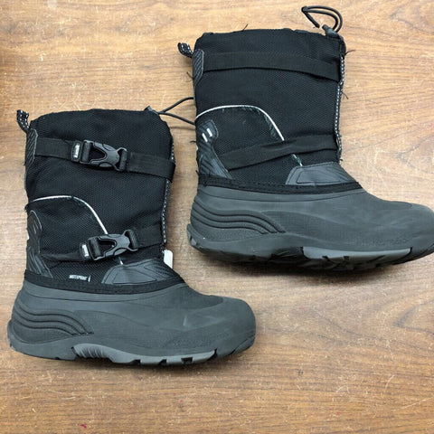 3 Kamik Snow Boots - Black