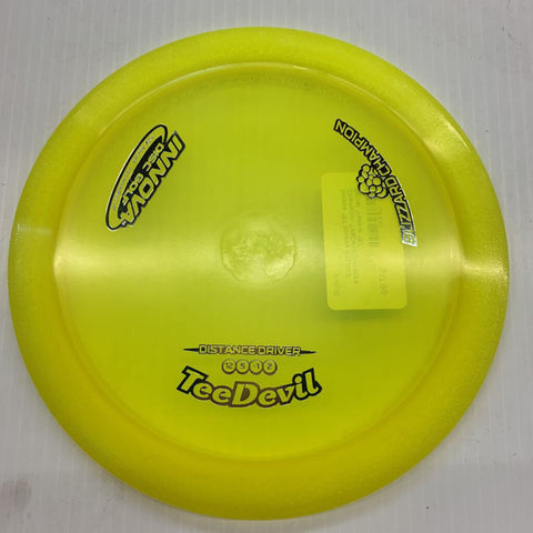 157 Innova Blizzard Champion TeeDevil Distance Driver