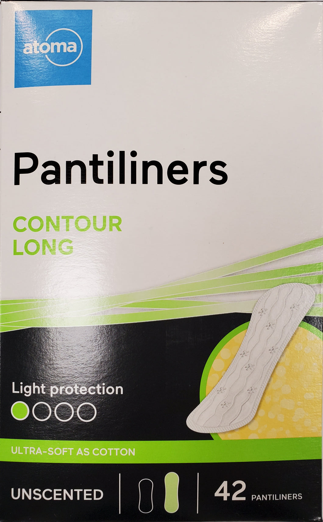 Atoma pantyliner contour long 42 - Fall River Guardian