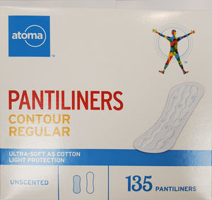 Atoma pantyliner odour control regular 40 - Fall River Guardian
