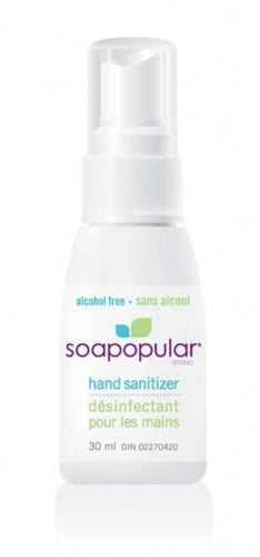 Soapopular Hand Sanitizer Alcohol Free - Fall River Guardian