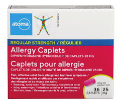 Atoma Allergy Caplets - Fall River Guardian