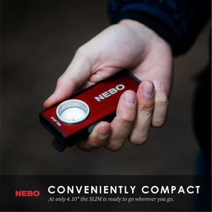 Nebo Flashlight - Fall River Guardian